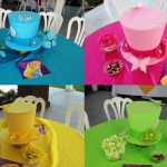 DIY Mad Hatter Centerpieces