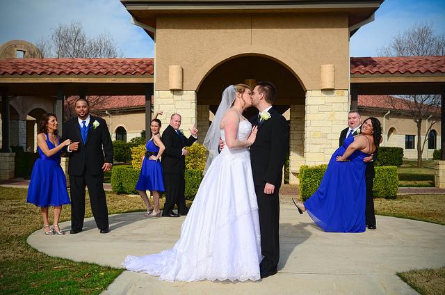 Shannon and Randall - Buda, Texas Wedding // Edoo Photography