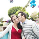 Disneyland Honeymoon Shoot – Jess and Matt