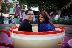 Disneyland Engagement Shoot – Guarika and Dom