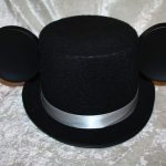 How to Make Your Own Mickey Groom Tuxedo Ears