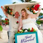 Real Disney Wedding – Lisa and Rob's Disney Cruise Wedding!
