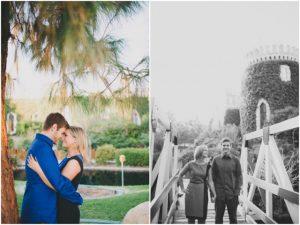 {Engagement Session} Erin + Matt's Mini Golf Adventure – Sherman Oaks, CA
