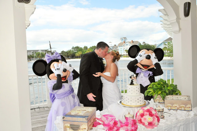 Real Disney Weddings: Yes, You Can Have A Wedding At Disney For Under $10,000