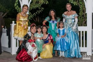 Dressing Up in Costume for Your Disney Wedding Rehearsal