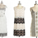 Gatsby Inspired Wedding Attire and Accessories from Modcloth