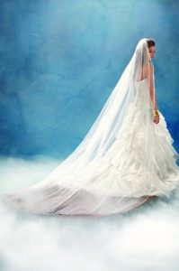 Official Disney Bridal Veils from Alfred Angelo
