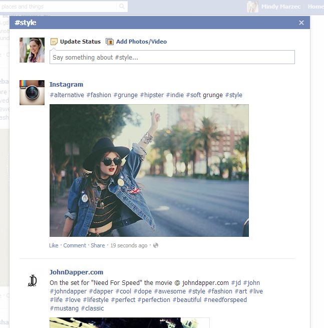Everything You Need to Know About Facebook Hashtags