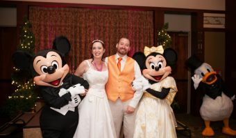 Everything You Need to Know About Having Mickey and Minnie at Your Wedding