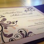DIY Fairy Tale Wedding Invitations