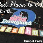 Best Places to Eat After the Disneyland 10k and Half Marathon