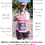 Tips for Completing Your First Disney Race