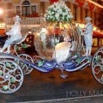 Holly Madison's Blue Bayou, New Orleans Square Disneyland Wedding