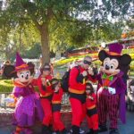 Disney Bride Halloween Costume Parade