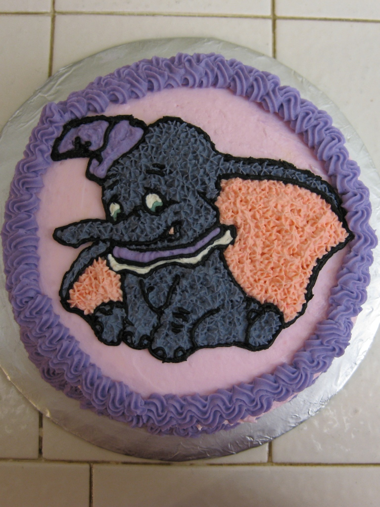 Disney Themed Cakes - Inspired By Dis