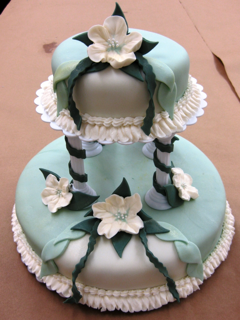 Princess and the Frog cake - Inspired By Dis