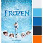 Poster Palette – Frozen