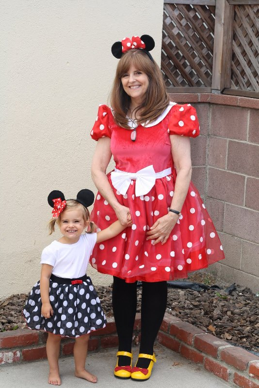 An Adorable Minnie Themed Birthday Party