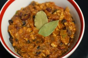 Pumpkin Turkey Chili Recipe
