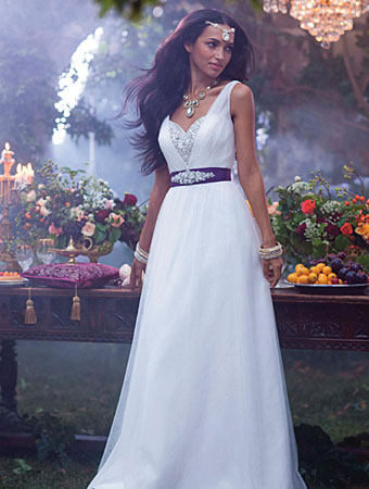 Jasmine - 2014 Alfred Angelo Disney's Fairy Tale Wedding Gowns - Inspired By Dis