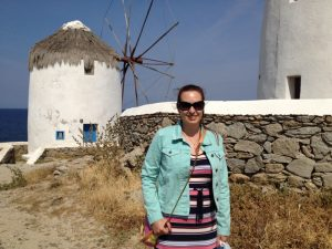 Revisiting Our Honeymoon – Mykonos, Greece