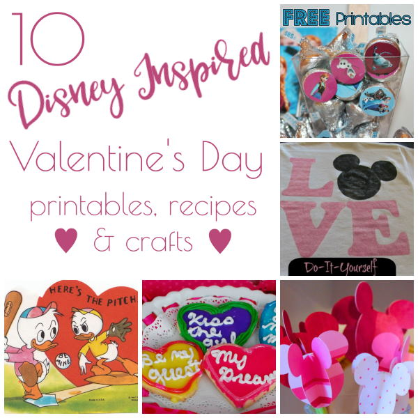 10 Disney Valentine's Day Ideas