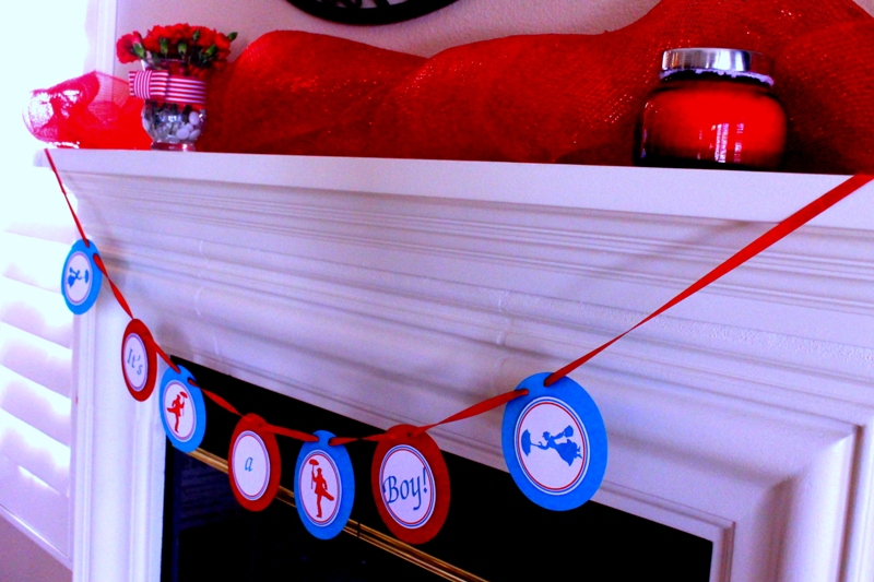 Practically Perfect Baby Shower - Mary Poppins // Inspired By Dis