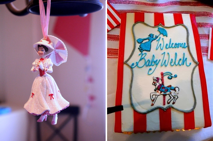 Practically Perfect Mary Poppins Baby Shower // Inspired By Dis