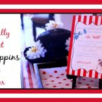 Practically Perfect Mary Poppins Baby Shower