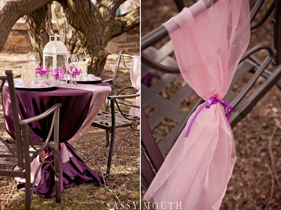 Tangled Together: Rapunzel Wedding Styled Shoot by Sassy Mouth Photography // Inspired By Dis