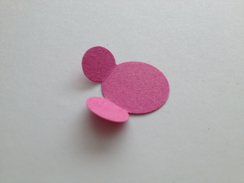 Valentine Mickey 3D Art // Inspired By Dis