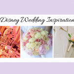 Spring Disney Wedding Inspiration Board