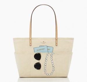 Cute Kate Spade bridal accessories // Budget Fairy Tale