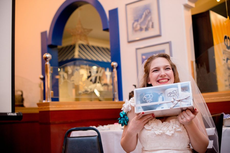 Chelsea's Disney Infused Bridal Shower // Lisa Stone Photography // Inspired By Dis
