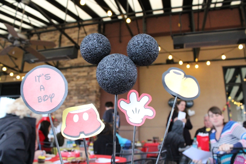 A Mickey Baby Shower // Inspired By Dis