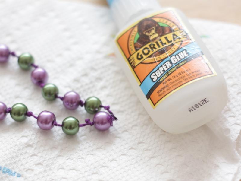 DIY Disney Princess Inspired Mardi Gras Beads // Inspired By Dis