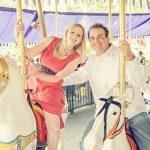 Melissa and Tyler's Disneyland Engagement Session
