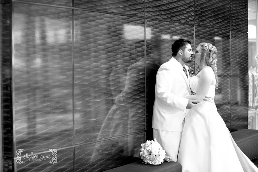 A Lucky St. Patrick's Day Disneyland Hotel Wedding // Inspired By Dis