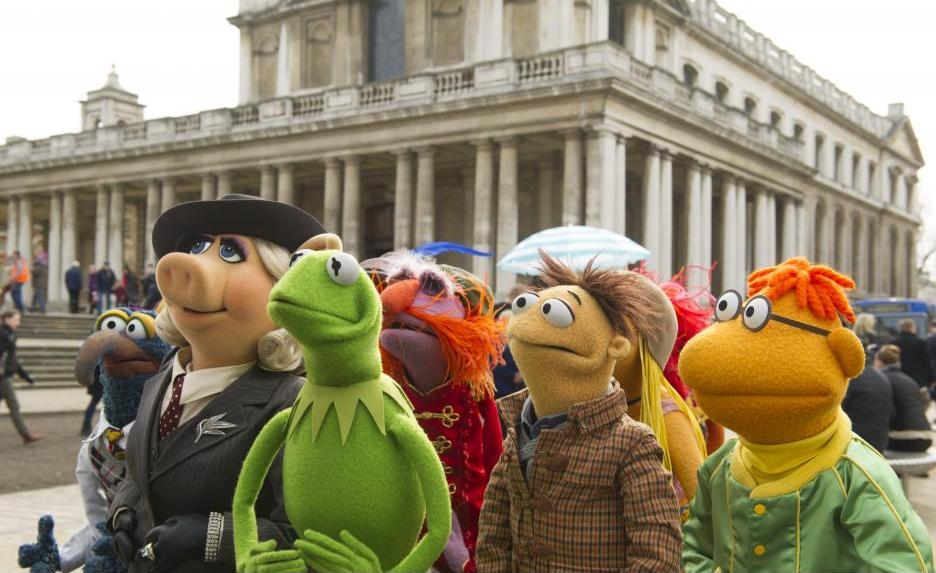 Muppets Most Wanted Review // Inspired By Dis