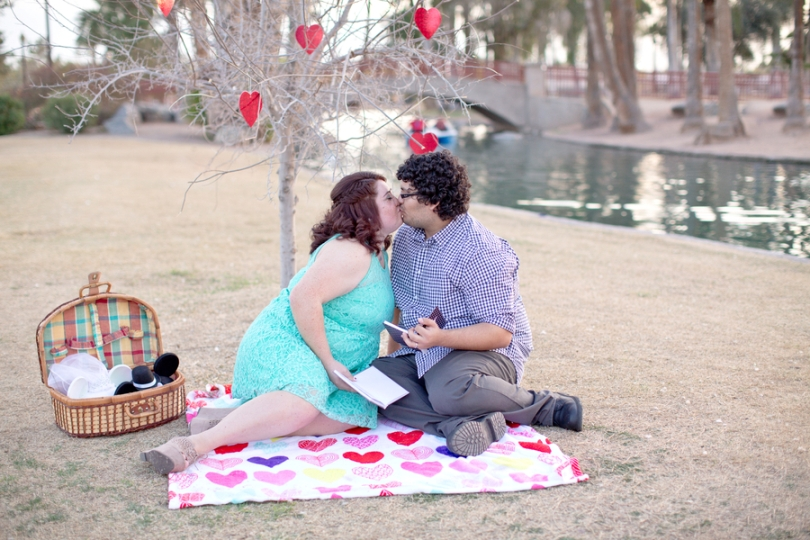 Disney Themed Anniversary Photo Shoot {Blue Hills Photo} // Inspired By Dis