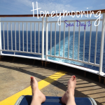 Revisiting Our Honeymoon – Sea Day 2
