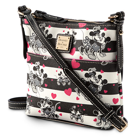 Dooney & Bourke Mickey and Minnie Sweethearts // Inspired By Dis