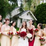 Victoria and Jason's Beauty and the Beast At-Home Disney Wedding