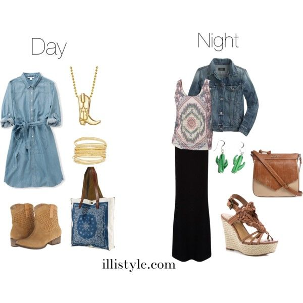 Summer Outfits Inspired by Walt Disney World Resort Hotels - Fort Wilderness Resort // Inspired By Dis