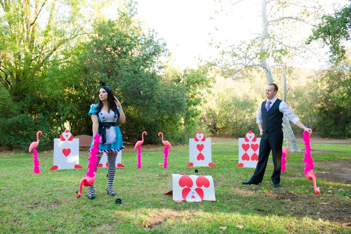 Mad Tea Party Engagement Photos // Jim Kennedy Photographers // Inspired By Dis