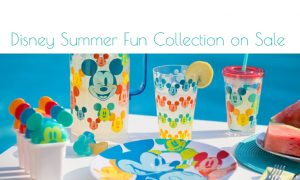 Mickey Summer Fun Collection // Inspired By Dis