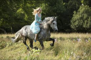 Live Action Cinderella Movie Poster and Teaser Trailer