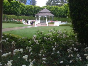 Venue Spotlight: Rose Court Garden // Budget Fairy Tale