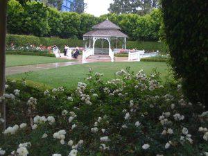 Venue Spotlight: Rose Court Garden // Budget Fairy Tale