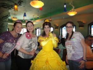 Disneyland Bachelorette Party